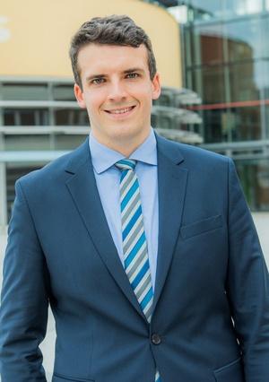 Referent Raimon Ahrens, Bürgermeister Gemeinde Rudersberg
