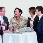 2. Netzwerk-Treffen Gemeinderat mit Staatsanzeiger-Café