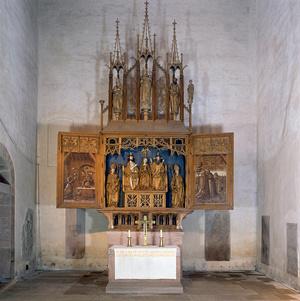 Marienaltar aus der Alpirsbacher Klosterkirche