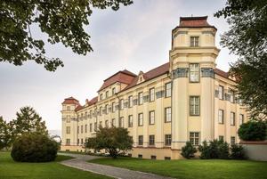 Ansicht Schloss Tettnang