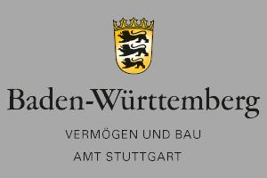 Logo Vermögen und Bau Baden-Württemberg Amt Stuttgart
