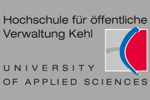 Logo Hochschule für öffentliche Verwaltung Kehl