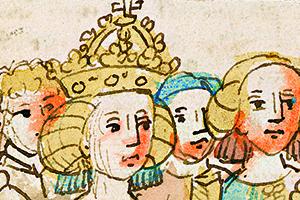 Barbara von Cilli (um 1390 bis 1451)