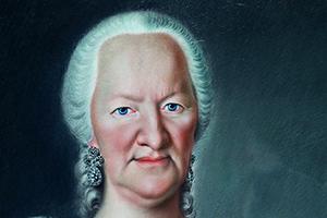 Elisabeth Friederike Sophie von Oettingen-Oettingen (1691 bis 1758)