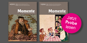Titelbilder von Momente