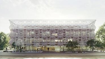 Foto: Allmann Sattler Wappner Architekten, Menges Scheffler Architekten; Jan Knippers Ingenieure