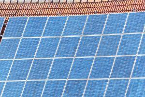 Solarmodule. Foto: Umweltministerium