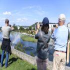 Nach Angaben des Statistischen Landesamts sind im ersten Halbjahr 2019 rund 10,6 Millionen Gäste in Baden-Württemberg angekommen. Foto: dpa/Fabian Sommer