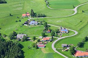 Ländliche Gemeinden sollen laut Koalitionsvertrag stärker gefördert werden. Foto: dpa