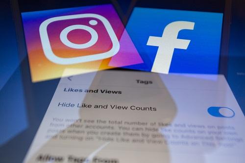 In Instagram und Facebook ist es nun möglich, Likes zu verbergen. Foto: dpa/ZUMAPRESS.com | Andre M. Chang