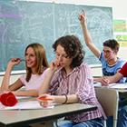 Zum zweiten Mal in Folge gehen die Leistungen deutscher Schüler beim Pisa-Test zurück.