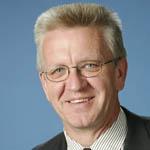 Ministerpräsident Kretschmann brachte das Klimaschutzgesetz in den Landtag ein. Foto: Archiv/LMZ