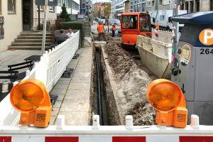 Die Bauwirtschaft fordert, den Bedarf für Kanalleitungen, Breitband und Elektro-Mobilität systematisch zu erfassen.