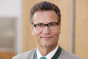 Minister Peter Hauk. Foto: MLR