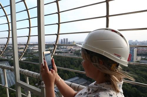 Auch Stadtwerke können in den sozialen Netzwerken präsent sein. Foto: dpa/ Stanislav Krasilnikov/TASS/dpa | Stanislav Krasilnikov