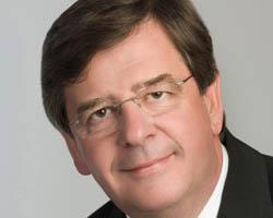 Neuer Parlamentspräsident Willi Stächele (CDU). Foto: Staatsministerium